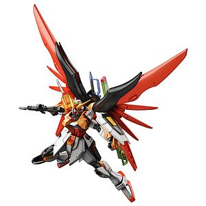Gundam High Grade SEED Destiny 1/144 Scale Model Kit: Destiny Gundam (Heine Westenfluss Colors)