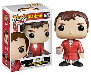 Pop! Movies Pulp Fiction Vinyl Figure Jimmie #64 (Vaulted)