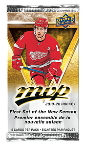 NHL 2018-19 Hockey Retail Booster Pack