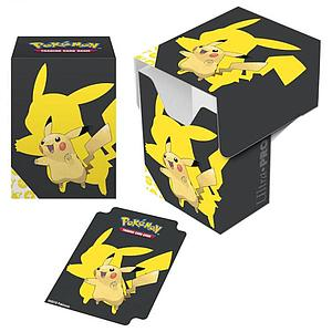 Pokemon Deck Box with Divider: Pikachu
