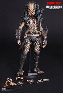 Predator 2 Movie Masterpiece Series 1/6 Scale: Elder Predator