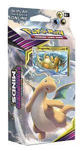 Pokemon Trading Card Game: Sun & Moon (SM11) Unified Minds Theme Deck - Soaring Storm (Dragonite)
