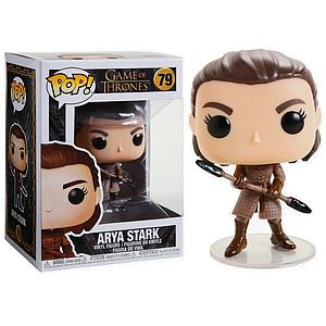 Pop! Television Game of Thrones Vinyl Figure Arya with Spear