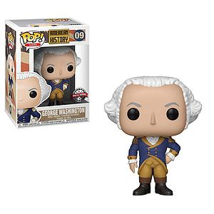 Pop! Icons American History Vinyl Figure George Washington #09
