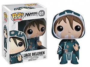 Pop! Magic The Gathering Vinyl Figure Jace Beleren #01 (Retired)