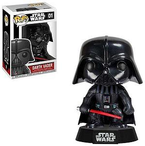 Pop! Star Wars Vinyl Bobble-Head Darth Vader #01