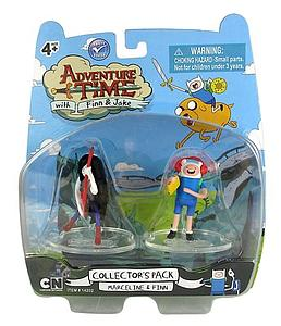 "Adventure Time 2"" Collector's Pack: Marceline & Finn"