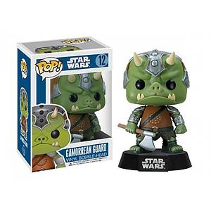 Pop! Star Wars Vinyl Bobble-Head Gamorrean Guard #12 (Vaulted)