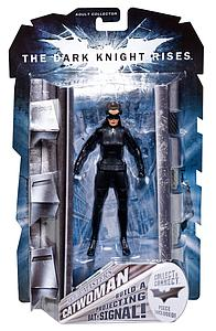 Mattel The Dark Knight Rises Movie Masters: Catwoman