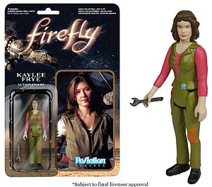 ReAction Figures Firefly Series Keylee Frye (Vaulted)