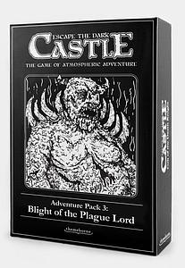 Escape the Dark Castle: Adventure Pack 3 - Blight of the Plague Lord