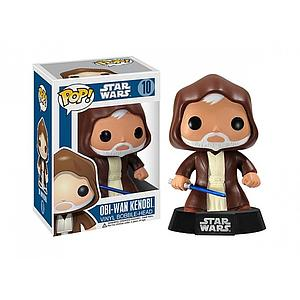 Pop! Star Wars Vinyl Bobble-Head Obi-Wan Kenobi #10 (Vaulted)