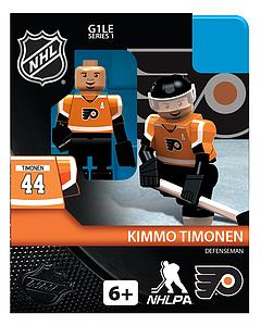 Hockey Minifigures: Kimmo Timonen (Philadelphia Flyers)