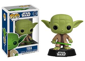Pop! Star Wars Vinyl Bobble-Head Yoda #02