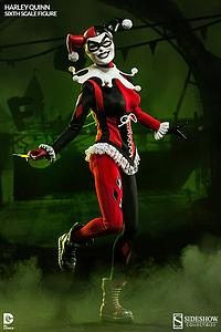 Sideshow DC Collectible 1/6 Scale Premium Figure: Harley Quinn