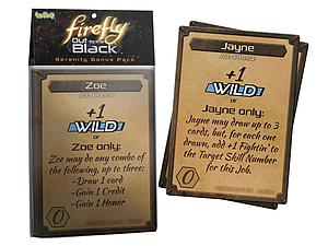 Firefly: Out to the Black Serenity Bonus Pack