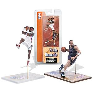 "NBA 3"" 2-Pack Series 1: Jason Kidd & Benn Wallace"