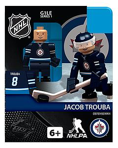 NHL Hockey Minifigures: Jacob Trouba (Winnipeg Jets)