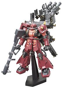 Gundam High Grade Gundam Thunderbolt 1/144 Scale Model Kit: MS-06R Zaku II High Mobility Type (Psycho Zaku)