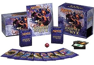 Magic the Gathering: Journey into Nyx - Fat Pack