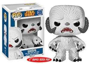 Pop! Star Wars Vinyl Bobble-Head Wampa #39 (Vaulted)