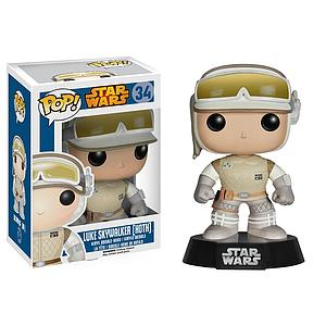 Pop! Star Wars Vinyl Bobble-Head Luke Skywalker Hoth Uniform #34 (Vaulted)
