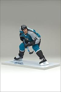 McFarlane NHL Sportspicks Series 13 Joe Thornton (San Jose Sharks) Blue Jersey