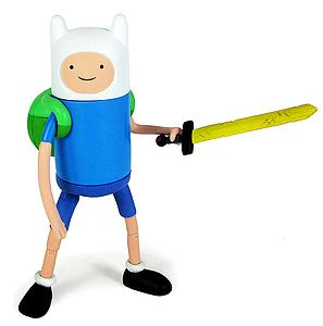 "Adventure Time 5"": Finn (w/ Golden Sword)"