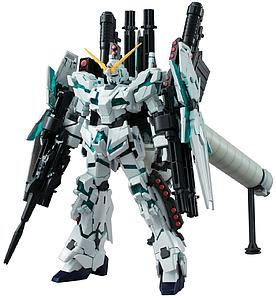 Gundam High Grade Universal Century 1/144 Scale Model Kit: #178 RX-0 Full Armor Unicorn Gundam (Destroy Mode)