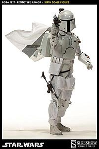 "Sideshow Collectibles Star Wars 12"" Premium Figure: Boba Fett (Prototype)"