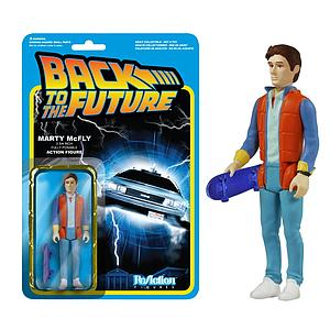 ReAction Figures Back to the Future Series Marty McFly