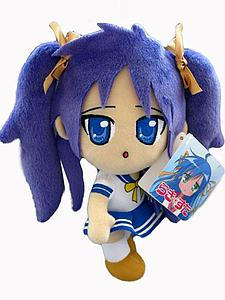 "Plush Toy Lucky Star 10"" Kagami Standing"