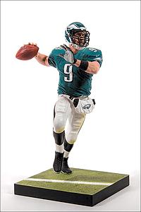 NFL Sportspicks Series 35 Nick Foles Green Jersey (Philadelphia Eagles)