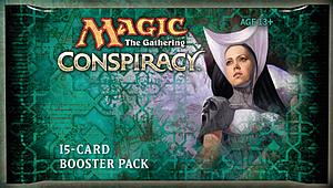 Magic the Gathering: Conspiracy - Booster Pack