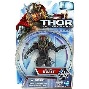 Marvel Thor 2: The Dark World: Marvel's Kurse