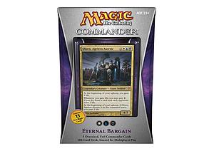 Magic the Gathering: Commander 2013 - Eternal Bargain Deck
