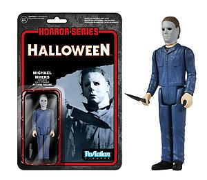ReAction Figures Horror Series Halloween Michael Myers (Vaulted)