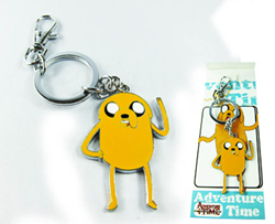 Adventure Time Keychain: Jake