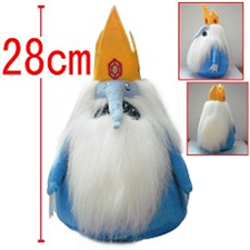 "Adventure Time 11"" Plush Ice King"