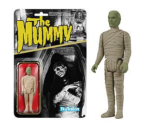 ReAction Figures Universal Monsters Series Mummy (Vaulted)