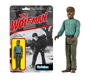 ReAction Figures Universal Monsters Series The Wolf Man (Vaulted)