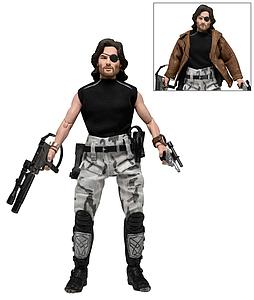 "Escape from New York 8"" Clothed Figure Snake Plisskin"