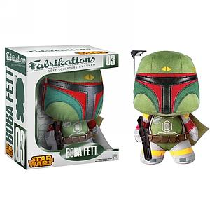Fabrikations #03 Boba Fett (Retired)