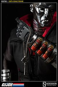 Sideshow Collectibles 1/6 Scale G.I Joe Figure: Destro