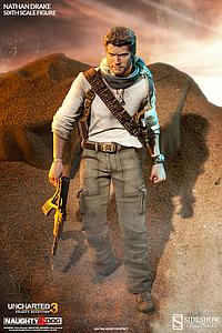 Sideshow Collectibles 1/6 Scale Uncharted Figure: Nathan Drake