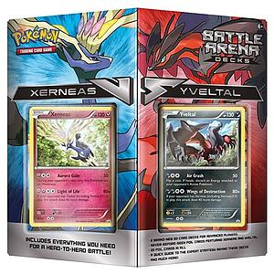 Pokemon Trading Card Game Battle Arena Decks: Xerneas vs Yveltal