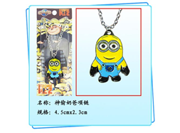 Despicable Me Necklace: Dave