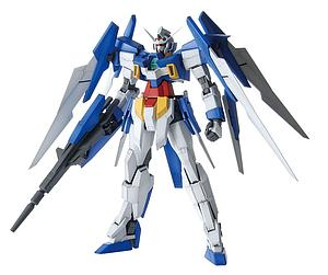 Gundam Master Grade Gundam Age 1/100 Scale Model Kit: AGE-2 Normal