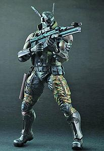 "Play Arts Kai Appleseed Alpha 8"": Briareos"