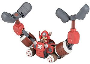 One Piece Model Kit: Chopper Robo No.5 Chopper Crane